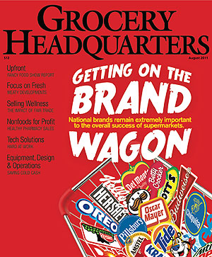 Winsight Grocery Business Magazine August 2011 Issue