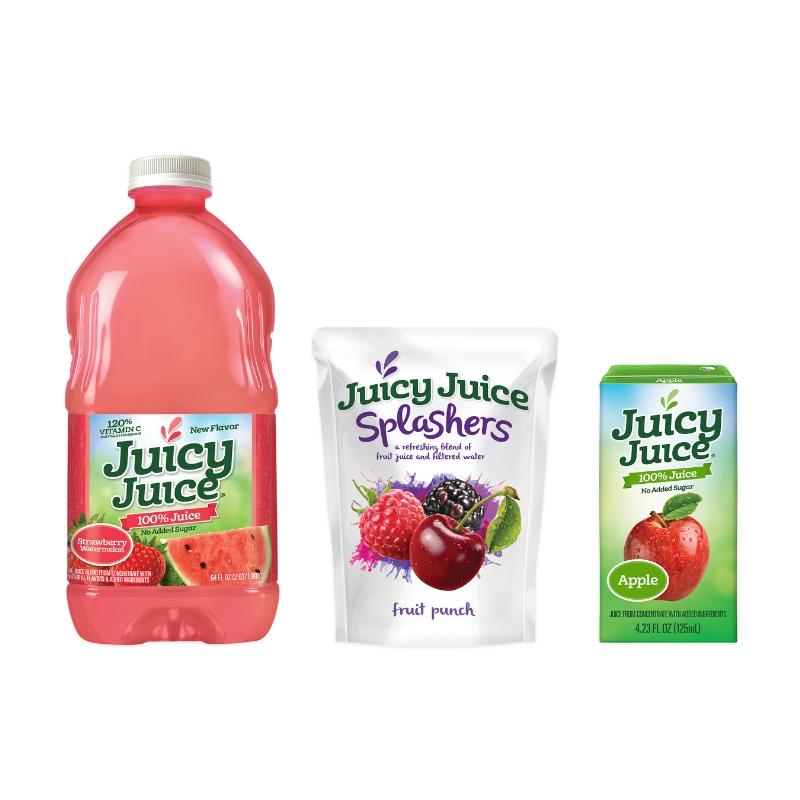 Juicy Juice Drink Boxes
