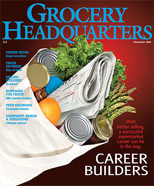 Winsight Grocery Business Magazine December 2009 Issue