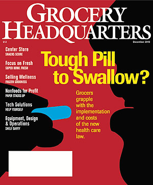 Winsight Grocery Business Magazine December 2010 Issue