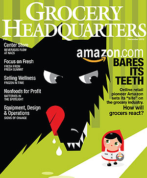 Winsight Grocery Business Magazine December 2012 Issue