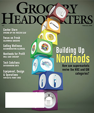 Winsight Grocery Business Magazine February 2010 Issue