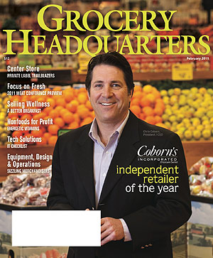 Winsight Grocery Business Magazine February 2011 Issue
