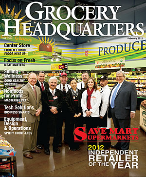 Winsight Grocery Business Magazine February 2012 Issue
