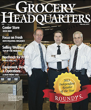 Winsight Grocery Business Magazine February 2013 Issue