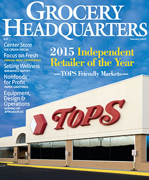 Winsight Grocery Business Magazine February 2015 Issue