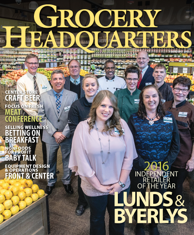 Winsight Grocery Business Magazine February 2016 Issue