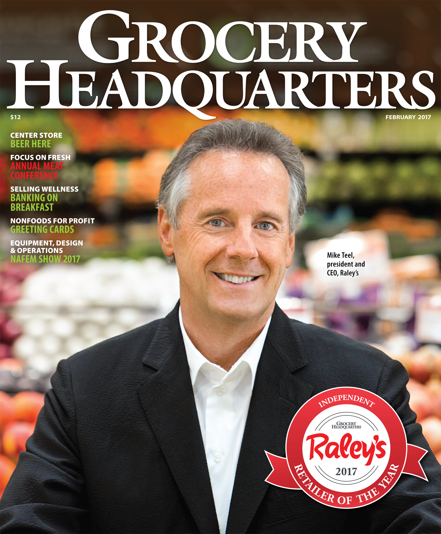 Winsight Grocery Business Magazine February 2017 Issue