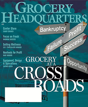 Winsight Grocery Business Magazine January 2011 Issue