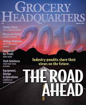 Winsight Grocery Business Magazine January 2012 Issue