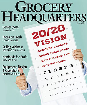 Winsight Grocery Business Magazine January 2013 Issue