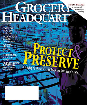 Winsight Grocery Business Magazine July 2008 Issue