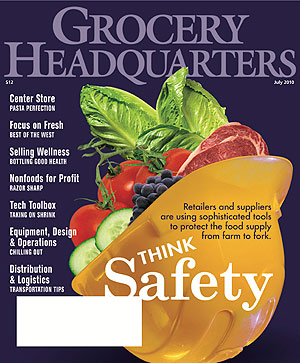 Winsight Grocery Business Magazine July 2010 Issue