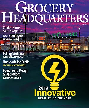 Winsight Grocery Business Magazine July 2013 Issue