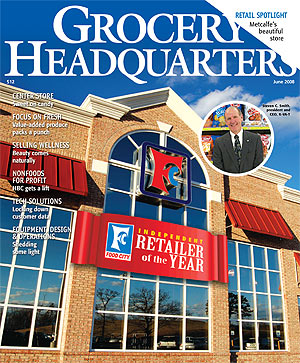 Winsight Grocery Business Magazine June 2008 Issue