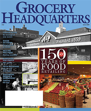 Winsight Grocery Business Magazine June 2009 Issue