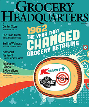 Winsight Grocery Business Magazine June 2012 Issue