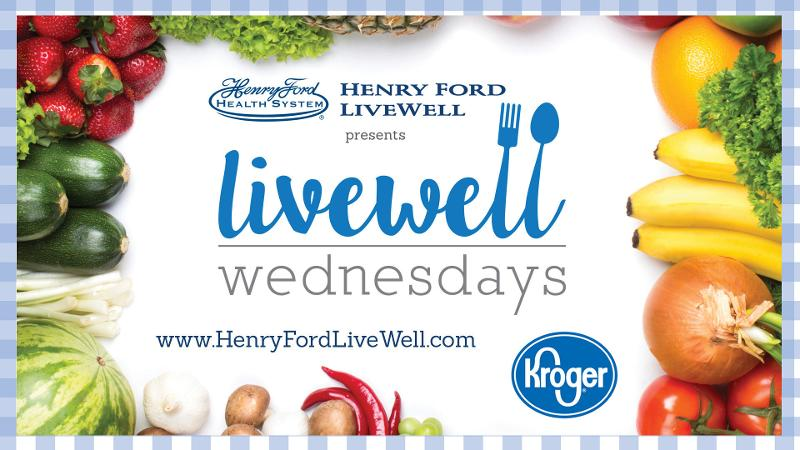 Henry Ford Health System and Kroger Partner Up to Help Families Eat