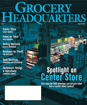 Winsight Grocery Business Magazine March 2010 Issue