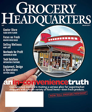 Winsight Grocery Business Magazine March 2011 Issue