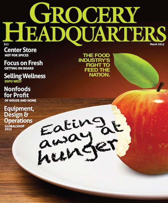 Winsight Grocery Business Magazine March 2015 Issue