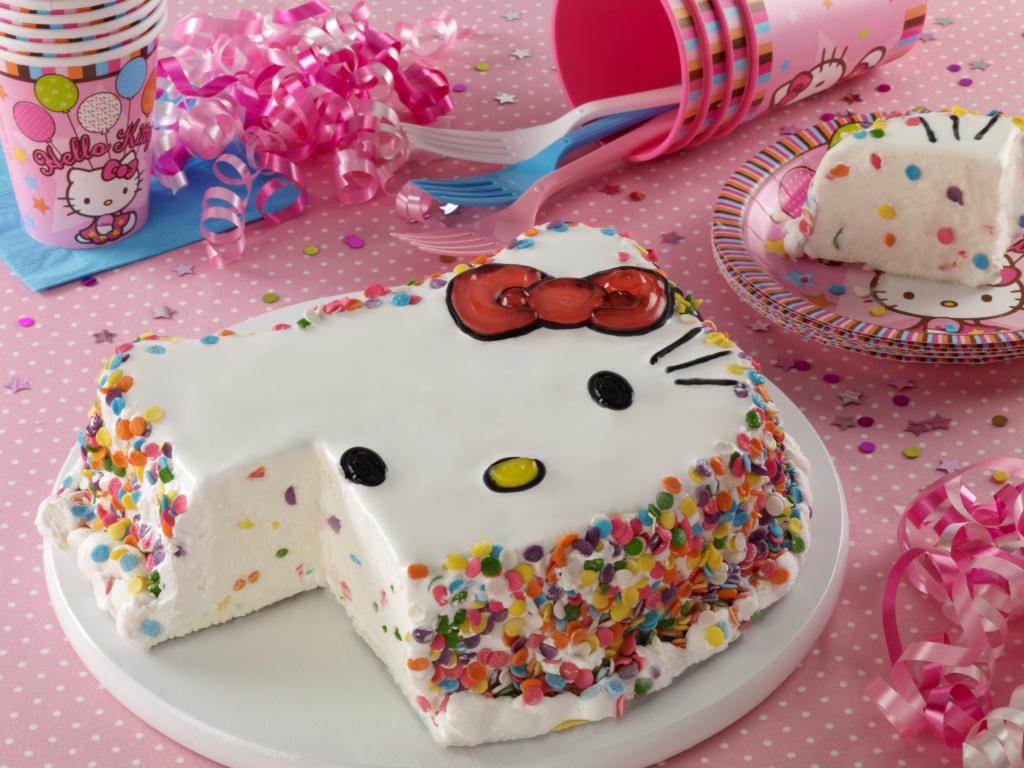 Carvel Hello Kitty Cake Ingredients
