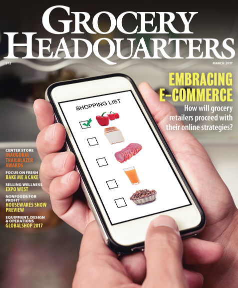 Winsight Grocery Business Magazine March 2017 Issue