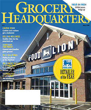 Winsight Grocery Business Magazine May 2008 Issue