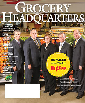 Winsight Grocery Business Magazine May 2009 Issue