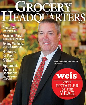 Winsight Grocery Business Magazine May 2013 Issue