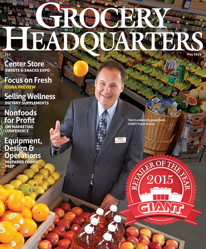 Winsight Grocery Business Magazine May 2015 Issue