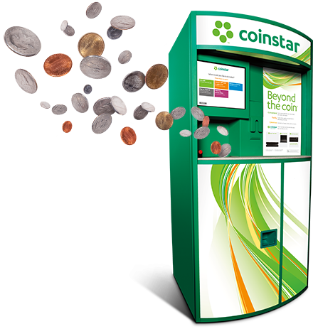 Coinstar And Allegiance To Install Coin Counting Kiosks At
