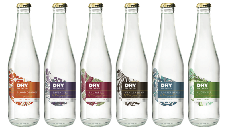 Sparkling Water Drinks Non Alcoholic