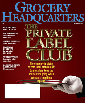 Winsight Grocery Business Magazine November 2009 Issue