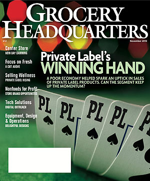 Winsight Grocery Business Magazine November 2010 Issue
