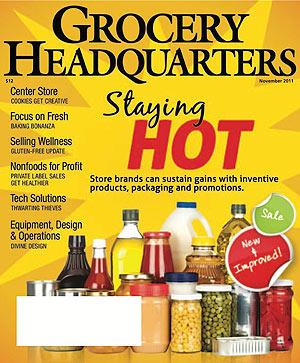 Winsight Grocery Business Magazine November 2011 Issue