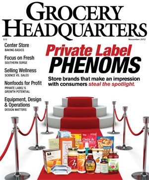 Winsight Grocery Business Magazine November 2012 Issue