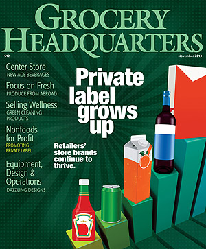 Winsight Grocery Business Magazine November 2013 Issue