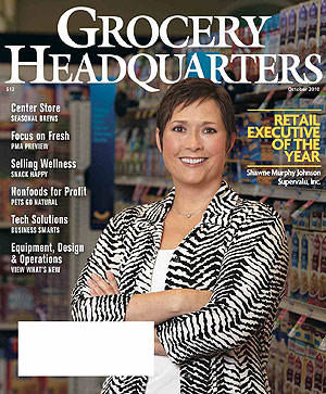 Winsight Grocery Business Magazine October 2010 Issue