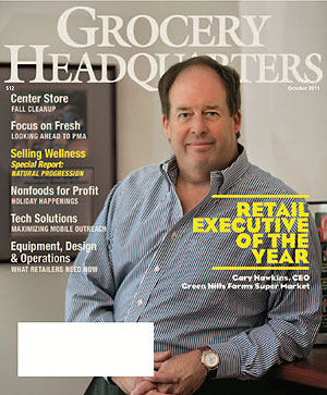 Winsight Grocery Business Magazine October 2011 Issue