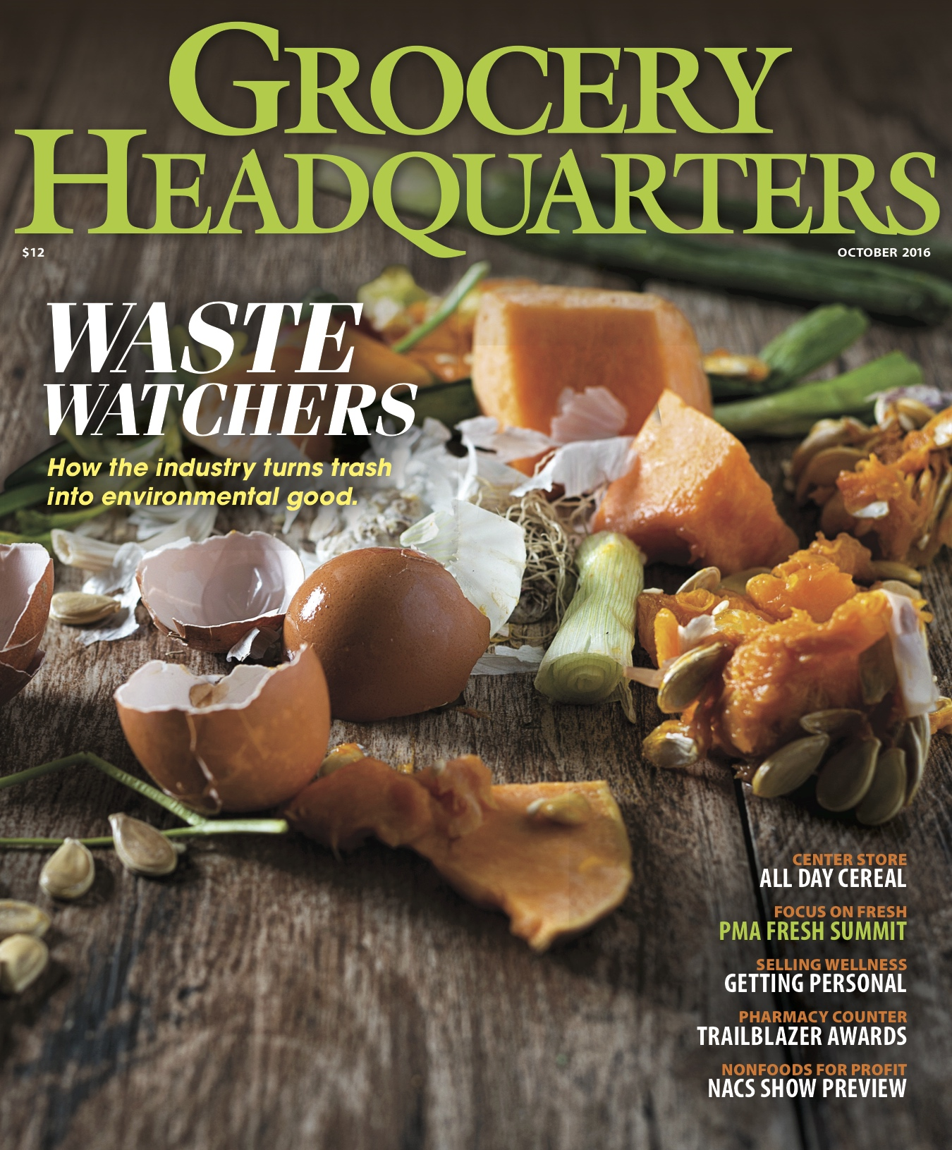 Winsight Grocery Business Magazine October 2016 Issue