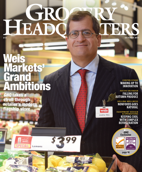 Winsight Grocery Business Magazine October 2017  Issue