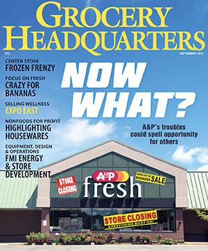 Winsight Grocery Business Magazine September 2015 Issue