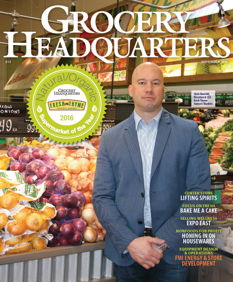 Winsight Grocery Business Magazine September 2016 Issue