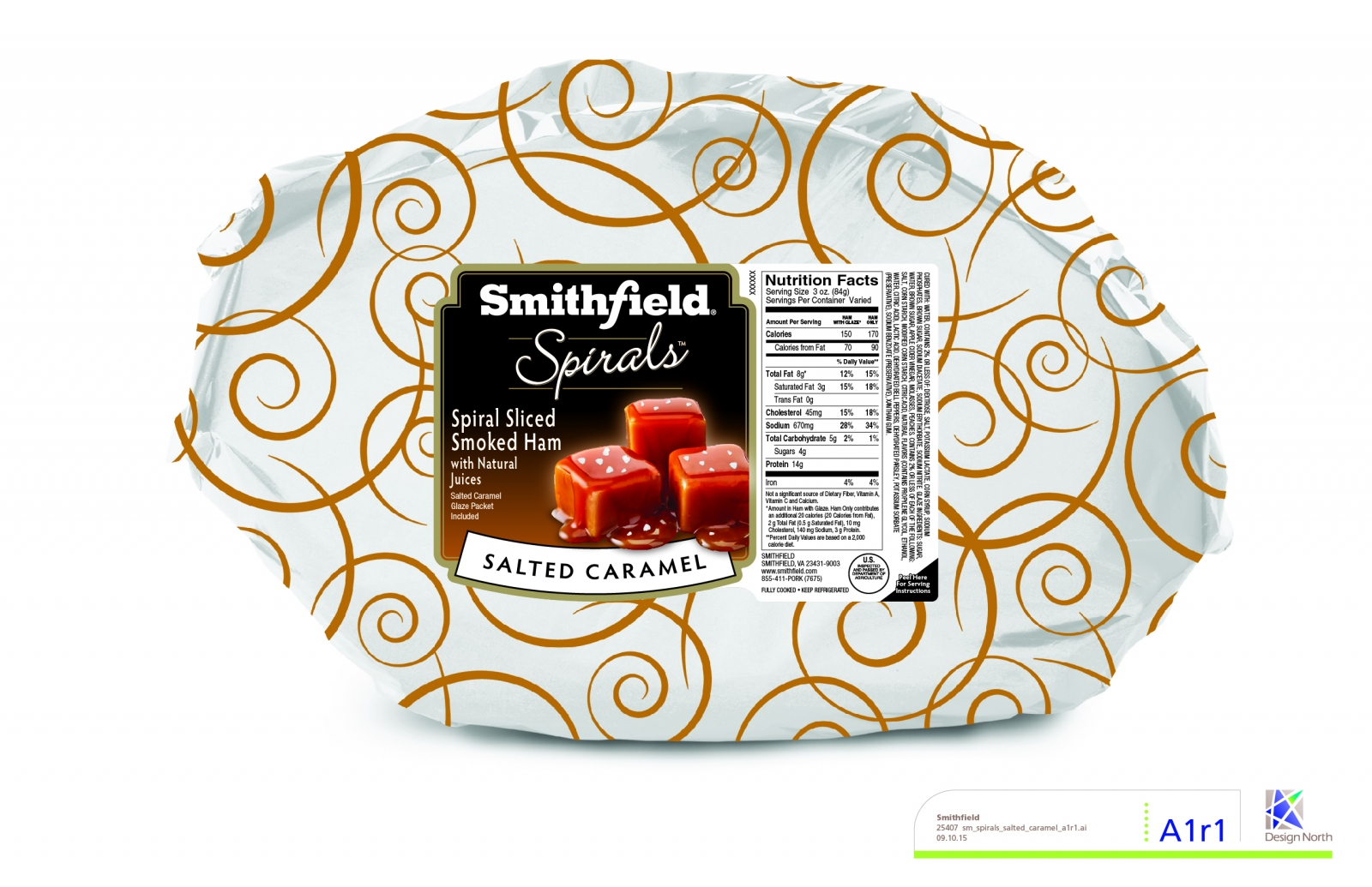 Smithfield Introduces Fresh Pork Bacon And Ham Products