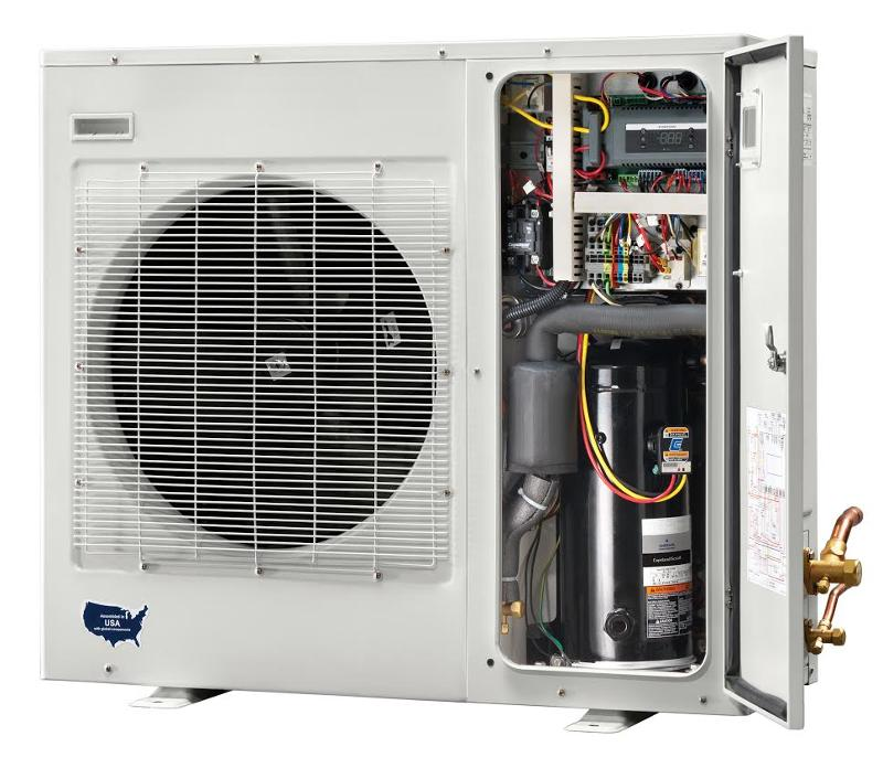 Emerson launches copeland scroll outdoor refrigeration condensing unit publicscrutiny Gallery
