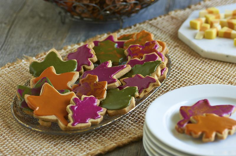 McCormick Launches Color From Nature Food Colors With Fall Recipe