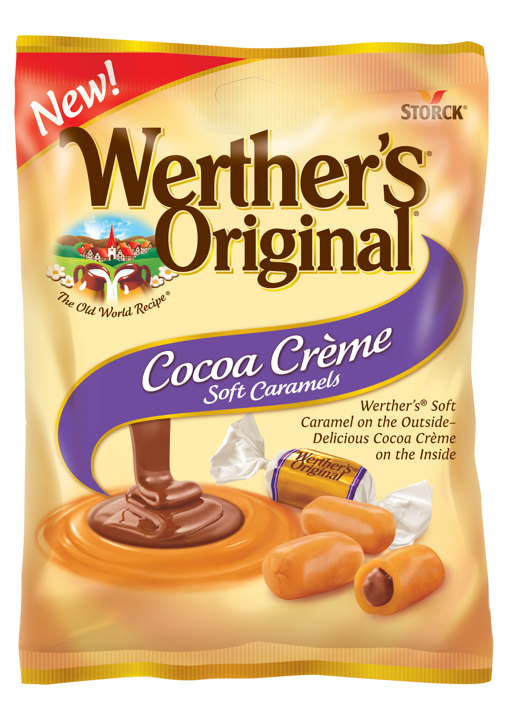 Werther S Original Introduces New Cocoa Cr 232 Me Soft Caramels