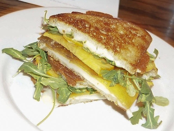 The Corner Door - Grilled Cheese