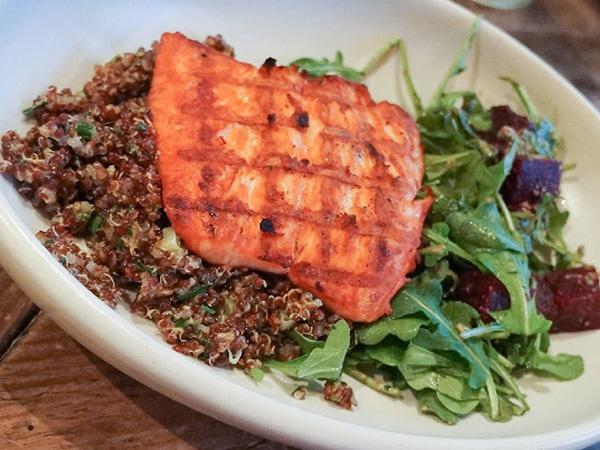 True Food Kitchen - Grilled Steel Head Salmon